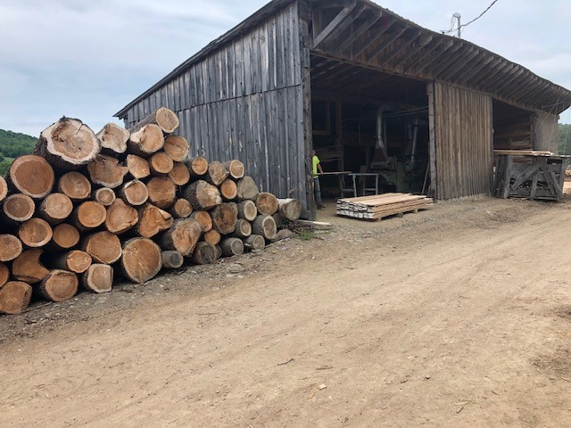 Peterson's Sawmill