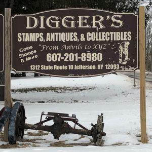 Diggers Antiques